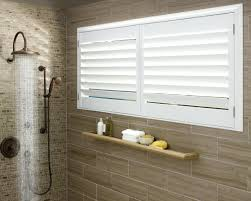 window blinds blinds bathroom window curtains with also a blue