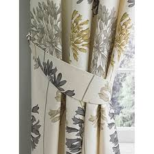 Curtain Pleating Tape Stunning Floral Printed Lined Curtain U2013 Pencil Pleat Tape Top