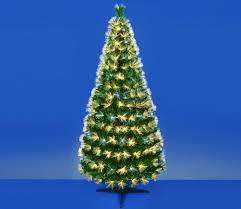 3ft christmas tree fibre optic christmas lights decoration