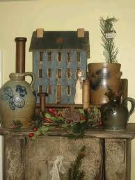 country christmas home decor fabulous country primitive christmas