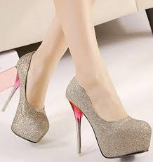 wedding shoes for girl autumn new 2015 platform