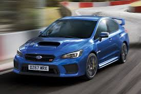 subaru nurburgring this is your last chance to buy a new subaru wrx sti in the uk
