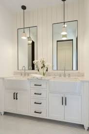Modern Farmhouse Bathroom 90 Modern Farmhouse Bathroom Decor Ideas With Cabinets Design