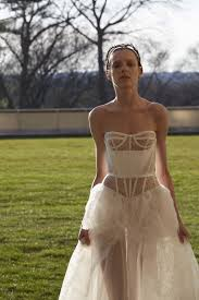 wedding dresses vera wang vera wang bridal 2016 collection vogue