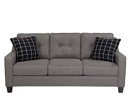 Black Microfiber Couch And Loveseat Zola Microfiber Sofa Gray Raymour U0026 Flanigan