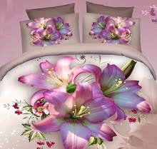 Purple Floral Comforter Set Online Get Cheap Purple Floral Comforter Aliexpress Com Alibaba
