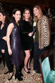 aerin lauder aerin lauder and olivia palermo host a very merry dinner at sant