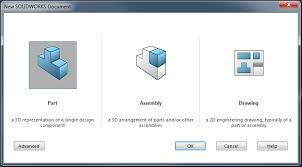 solidworks templates 101 parts assemblies and drawings
