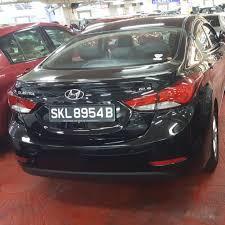 2014 hyundai accent fuel economy 2014 hyundai elantra 1 6a black for uber and grab high fuel