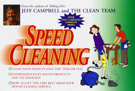 speed cleaning jeff campbell 9780440503743 amazon com books