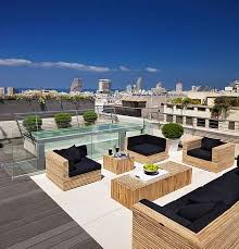 Patio Furniture Chicago Area Decorating A Rooftop Space In Five Easy Steps Rooftop Decking