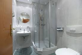 Bathroom With Corner Shower Small Bathroom With Corner Shower Ideas