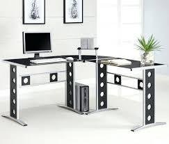 Glass Computer Desk Corner Home Office Desks U2013 Adammayfield Co