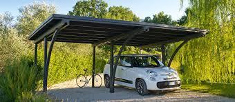 tettoia legno auto coperture auto unopi