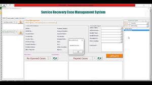 Microsoft Service Desk Excel Service Desk Tool Youtube