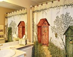 Outhouse Shower Curtain Hooks Outhouse Shower Curtain Curtains Wall Decor