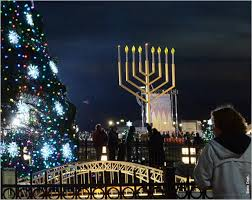 tree of menorah christmas tree and menorah lightings strolls staten