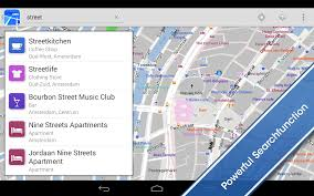 New York Street Map App by Amsterdam Offline City Map Android Apps On Google Play