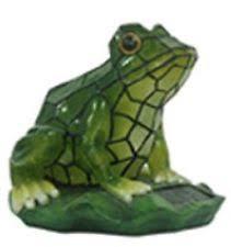 frog ceramic porcelain animals statues lawn ornaments ebay