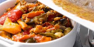 cuisine au four ratatouille au four facile et pas cher recette sur cuisine actuelle