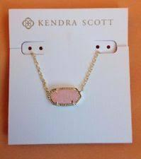 kendra scott necklace light pink kendra scott octavia pendant necklace gold soft purple ebay