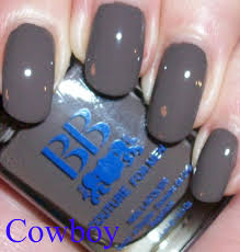 best cool safe taupe brown nail polish color for men online store
