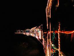 sunol train of lights sunol holidays