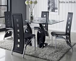 quarry dining set with tuxedo chairs my eei 677tset