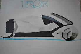Tron Legacy Light Cycle Tron Legacy Light Cycle Drawing