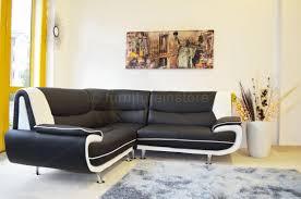 Ebay Leather Sofas by Faux Leather Corner Sofa Sofa Passero Corner Sofas Setttee On Sale