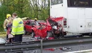 m2 crash man u0027still critical u0027