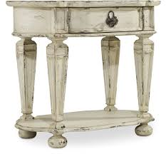 16 Nightstand Hooker Furniture Bedroom Sanctuary Oval Nightstand 5403 90116