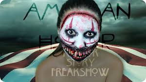 Halloween Makeup Clown by American Horror Story Twisty The Clown I Halloween Makeup
