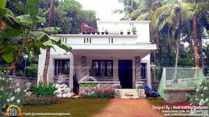 Kerala Home Design Thrissur by Apartments Home One Floor Design June Kerala Home Design And
