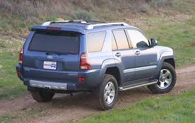 suv toyota 4runner 2004 toyota 4runner information and photos zombiedrive