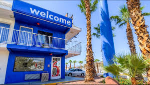 Zip Code Map Las Vegas Nv by Motel 6 Las Vegas I 15 Hotel In Las Vegas Nv 45 Motel6 Com