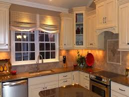 kitchen window ideas this window treatment works great in this