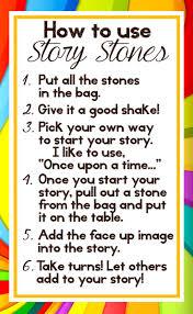 best 20 story stones ideas on pinterest painted rocks kids