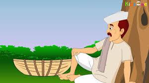 cap merchant and monkeys telugu animated story youtube