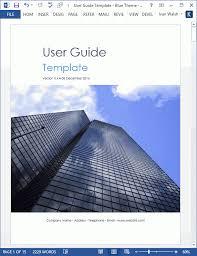 user manual template word 2010 28 images microsoft word manual