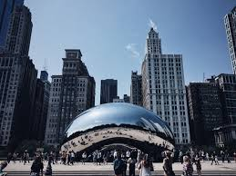 Vsco cloudgate chicago illinois city academy travel