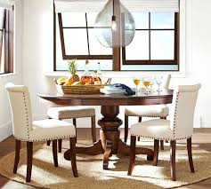 Dining Room Table Pottery Barn Dining Table Tivoli Extending Pedestal Dining Table Reviews