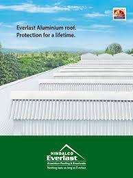 Everlast Roofing Sheet Price by Hindalco Everlast B2b Brochure Metals Aluminium
