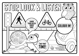 safety signs coloring pages mobile coloring safety signs coloring