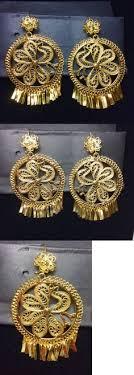 folklorico earrings earrings 98490 vtg silver filigree earrings chandelier