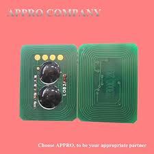 Toner Nv compatible oki c831 toner reset chip for okidata c831 cartridge chip