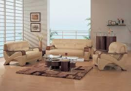 furniture small living room sofa idea with white leather