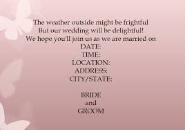 wedding announcement wording exles 15 sles for casual invitation wording for wedding everafterguide
