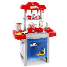 cuisine electronique jouet multifonction électronique cuisine ensembles 25 accessoires avec