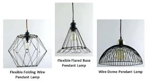 Pendant Light Wire Cool Wire Cage Light Industrial Wire Cage Pendant Lights Wire Cage